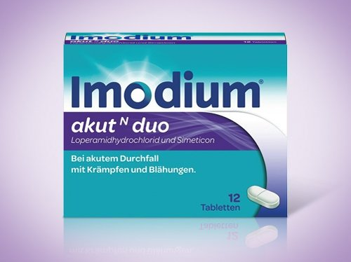 IMODIUM® akut N duo