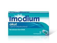 Imodium Hartkapseln